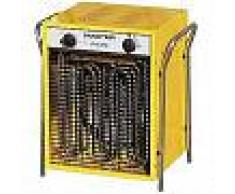 Master Calentador eléctrico por aire B15EPB, 1700 m³/h