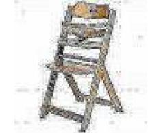 Safety 1st Trona de madera Timba Basic madera natural 27980100