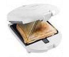 Bestron Sandwichera, tostadora y gofrera 3en1 de ADM2003W,520 W,blanca