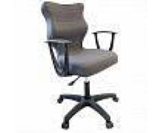 Good Chair Silla ergonómica oficina NORM gris oscuro BA-B-6-B-C-FC33-B