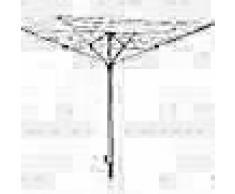 Leifheit Tendedero giratorio LinoPush 400 85355