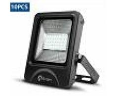 10X 30W 3600LM IP66 Floodlight LED Foco Proyector LED para Exterior