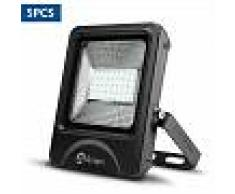 5X 30W 3600LM IP66 Floodlight LED Foco Proyector LED para Exterior