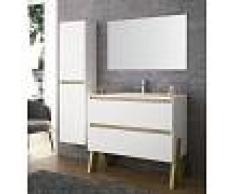 Creaciones del espino Conjunto mueble de baño 2C - Gaudy - Creaciones del espino
