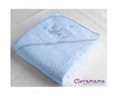 Toalla Delantal Clevamama Azul