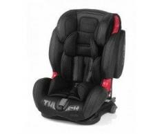 Silla De Auto Thunder Isofix Be Cool Grupo I/ii/iii Black Crown Negro