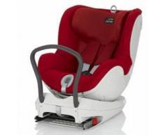 Silla De Auto Dual-Fix Römer Grupo 0+/i Flame Red Rojo