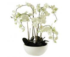 Orquídea artificial en tiesto Al. 98 cm FLORA