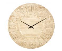 Reloj de abeto con grabado D.120