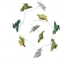 Guirnalda luminosa dinosaurios 10 LED L.136