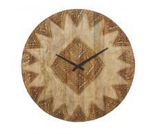 Reloj de mango tallado D.81