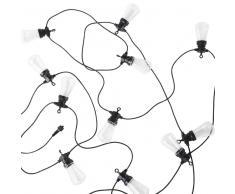 Guirnalda de exterior con 20 bombillas LED L.101