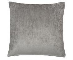 Cortina de pana gris 45x45