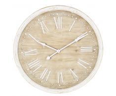 Reloj de abeto blanqueado D97