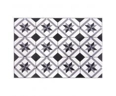 Mantel individual de vinilo con motivos de azulejos de cemento 30x45