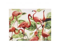 Lienzo flamencos rosas 90 × 120cm FLAMINGO