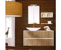 Creaciones del espino Conjunto mueble de baño 120cm con lavabo mineralMarmol - Nº12-Creaciones del Espino - Your Way - Linea Lacados