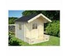 Caseta infantil de madera Sam 2,4 m² - Palmako