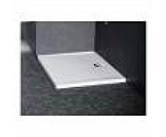 Plato de ducha cuadrado o rectangular olympic novellini 90 x 75