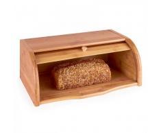 Klarstein Basket no3 Panera de bambú 11,5L