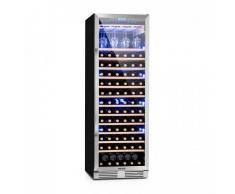 Klarstein Vinovilla Grande Nevera para vinos de gran interior 425l 165 botellas 3 colores Puerta de cristal