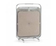 Klarstein HeatPal Marble Calentador infrarrojo Calefactor 1300W almacenamiento de calor mármol aluminio