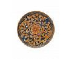 Ceramiche Sofia Di Caltagirone Plato decorativo Unisex
