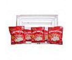 Purely Snacking Pack de 36 Lean Popcorn Palomitas Proteinadas Barbacoa
