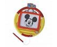 SIMBA ESPANA Pizarra mágica de Mickey sobre ruedas