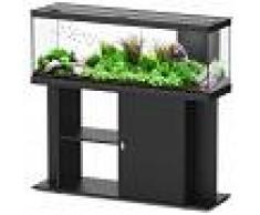 Aquatlantis Acuario con armario Style 120 x 40 LED - negro