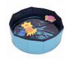 zooplus Exclusive Piscina Kitty Pool para mascotas - Azul