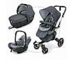 CONCORD Cochecito Trio Concord Neo Travel Set 2018 Steel Grey