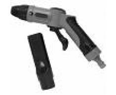 Mobi Pistola pulverizadora y cabezal de ducha - Negro