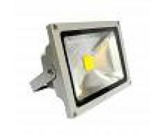 LEDBOX Proyector led de exterior microled 50w blanco frío