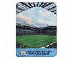 Club Branded Manta polar con impresión digital del Manchester City