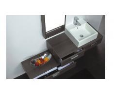 MobilierMoss Mueble de baño completo con lavado 100 cm Tonia