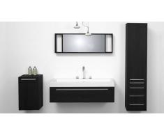 MobilierMoss Mueble de baño completo con lavabo grande 125 cm Elettra