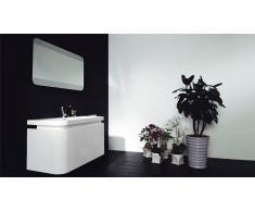MobilierMoss Mueble de baño completo con lavado largo 120 cm Cacciari