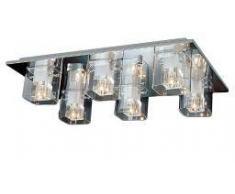 MobilierMoss Silas - Lámparas de techo de diseño con LED
