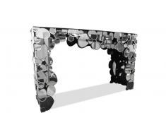 MobilierMoss Neptune - Consola de diseño espejo
