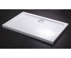 MobilierMoss Plato de ducha extra llana 80x120 o 90x120 cm - Pelagia