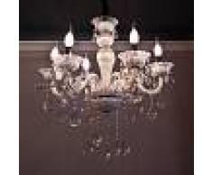 Kosiluz Lámpara de araña Antigua 6 Luces - Roma
