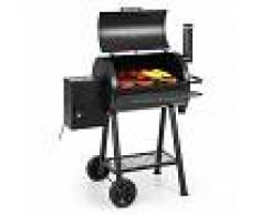 Klarstein The Boss grill de Pellet ahumadora barbacoa de convección 250 °C max. 260W negra