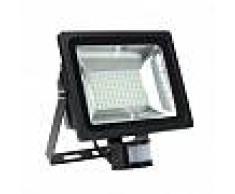 efectoled.com Foco Proyector LED SMD con Detector de Movimiento PIR 50W 120lm/W