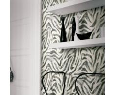 papel pintado Serengeti gris