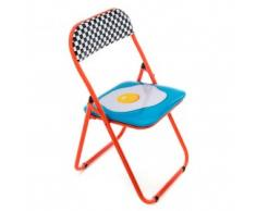 silla plegable Egg