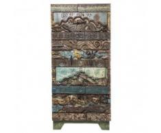 armario tallado Shanti Puzzle expo
