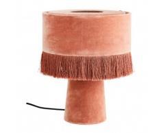 lámpara de mesa Velvet rosa