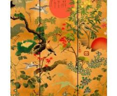 papel pintado Byobu
