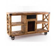 aparador madera Rustic